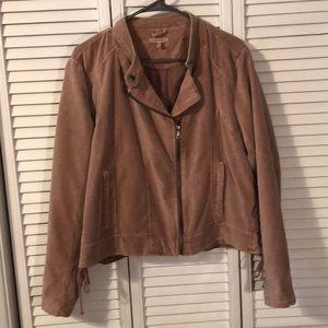 Jackets & Blazers - Maurice's velvet jacket